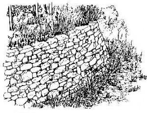 Τοίχοι από Ξερολιθιά, Ζαγόρι. Εγχειρίδιο για κατασκευές και επισκευές