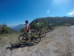 E-biken in de Zagori, wie gaat er mee?